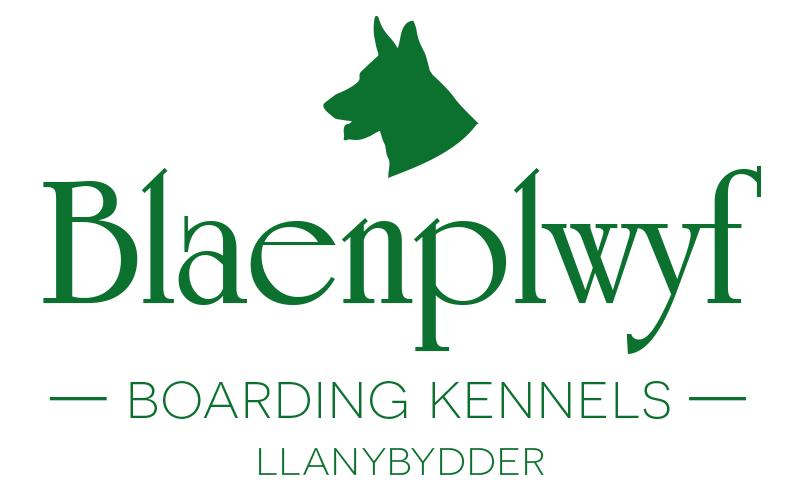 Blaenplwyf Kennels Logo
